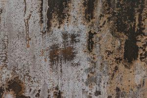 שיש דקטון אפור דמוי מתכת בגימור חלוד